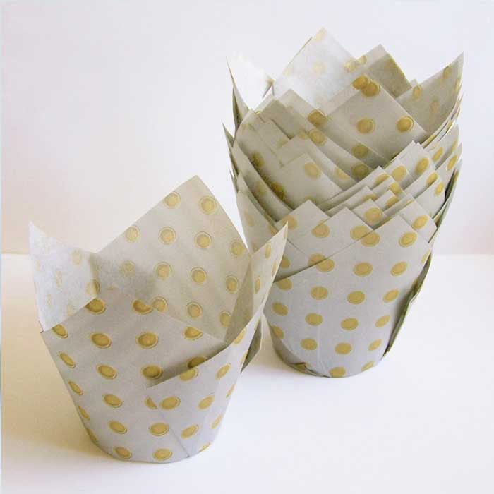 Cupcake Liners and Packaging