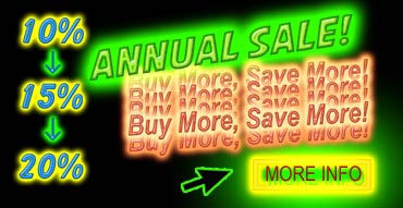 Annual Sale 2018