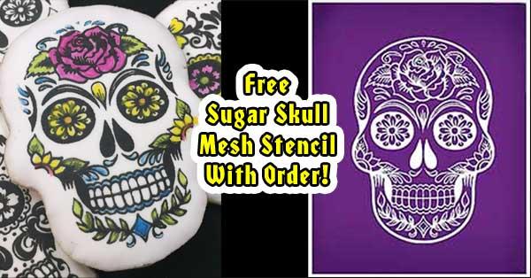 Free Sugar Skull