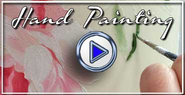 Watch Hand Painting Videos!