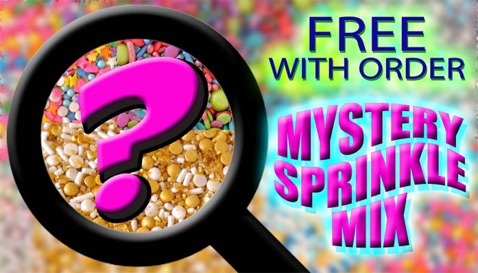Mystery Sprinkle Mix