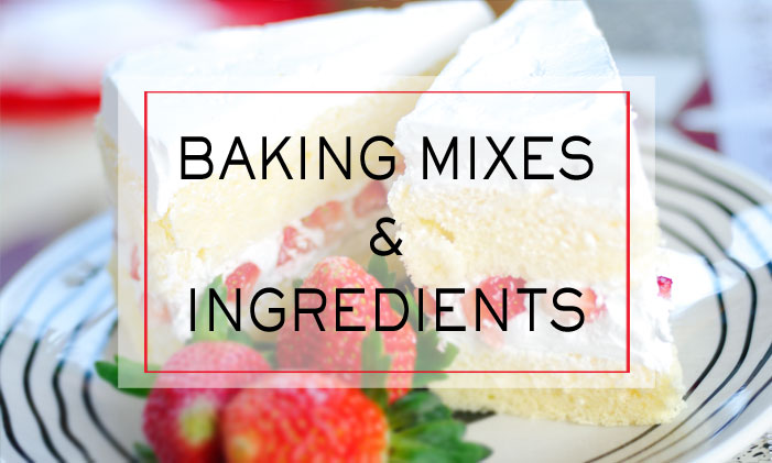 Baking Mixes/Ingredients