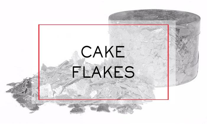 Cake Flakes!