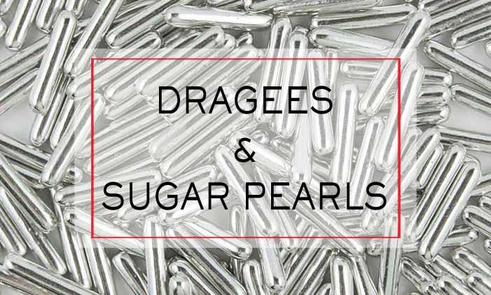 Dragees and Sugar Pearls