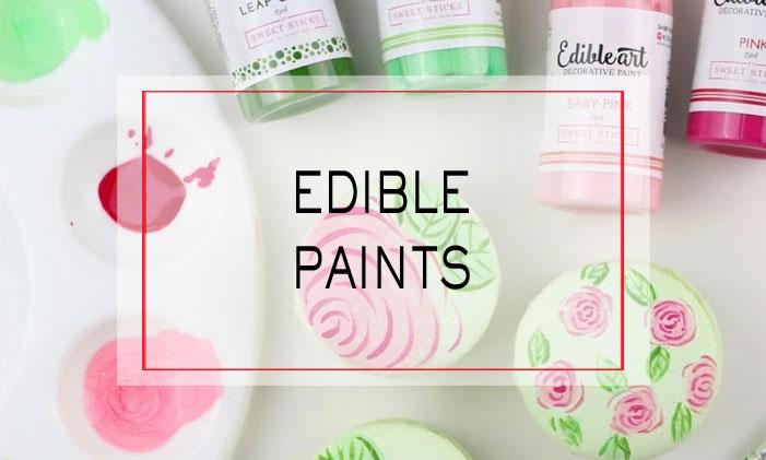 Edible Paints
