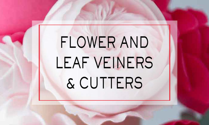 Flower and Leaf Veiners and Cutters
