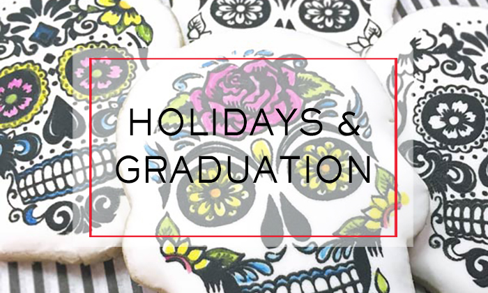 Holidays & Graduation