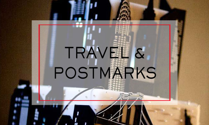 Travel and Postmarks