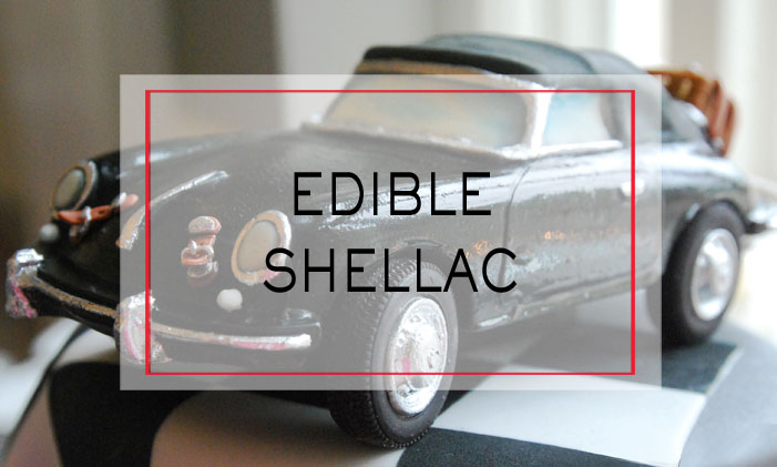 Edible Shellac
