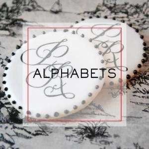Alphabets and Words