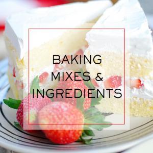 Baking Mixes/Ingredients