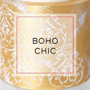 Boho Chic Stencils