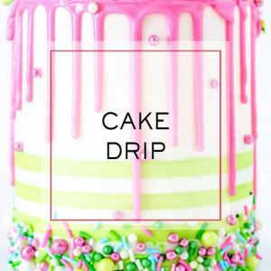 Cake Drip