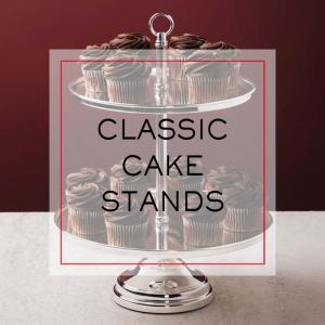 Classic Cake Stands