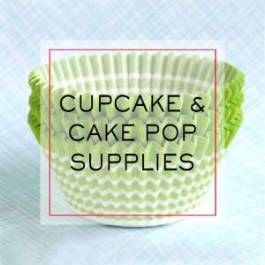 Cupcake and Cake Pop Supplies