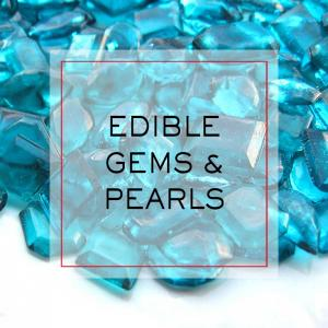 Edible Gems and Pearls