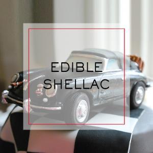 Edible Shellac