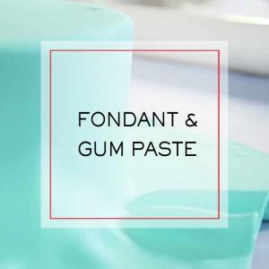 Fondant, Gum Paste & Modeling Chocolate