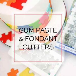 Gumpaste & Fondant Cutters