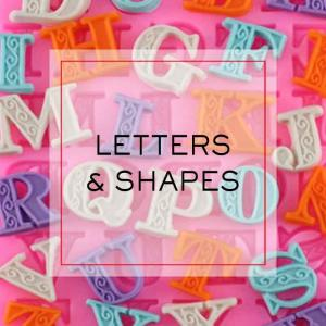 Letters and Shapes