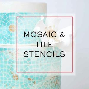 Mosaic and Tile Stencils