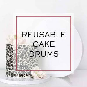 Reusable Cake Drums