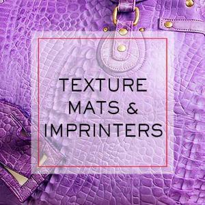 Texture Mats and Imprinters