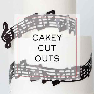 Cakey Cut Outs