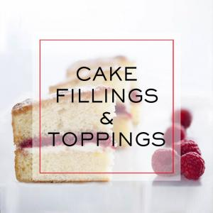 Cake Fillings and Toppings