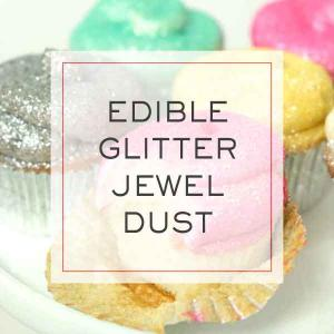 EDIBLE Glitter Jewel Dust