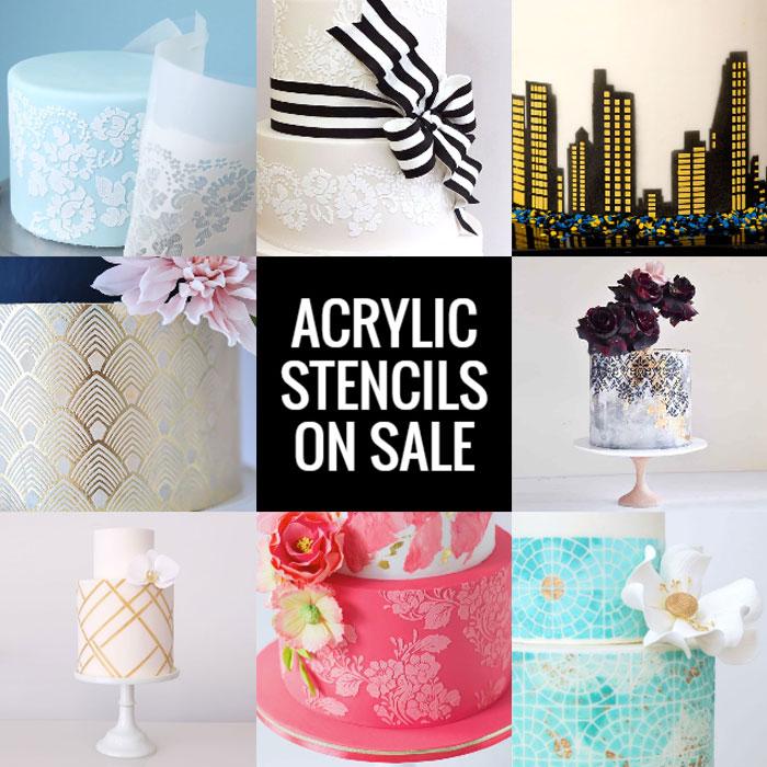 Acrylic Stencil Sale