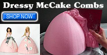 Dressy McCake Combs