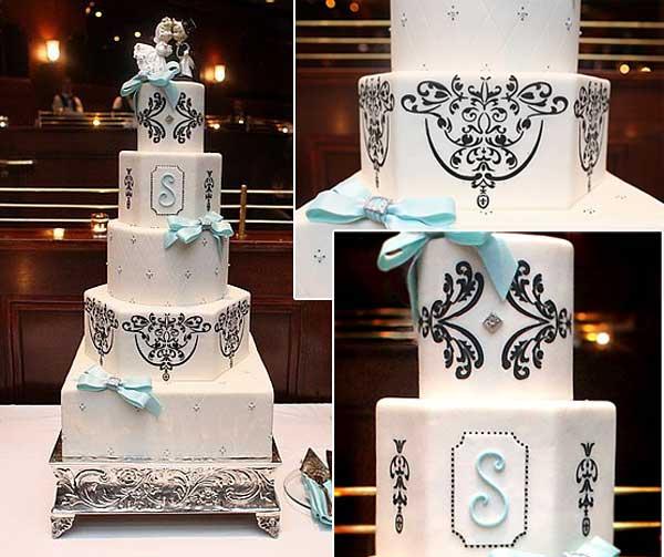 Baroque Inspiration Cake