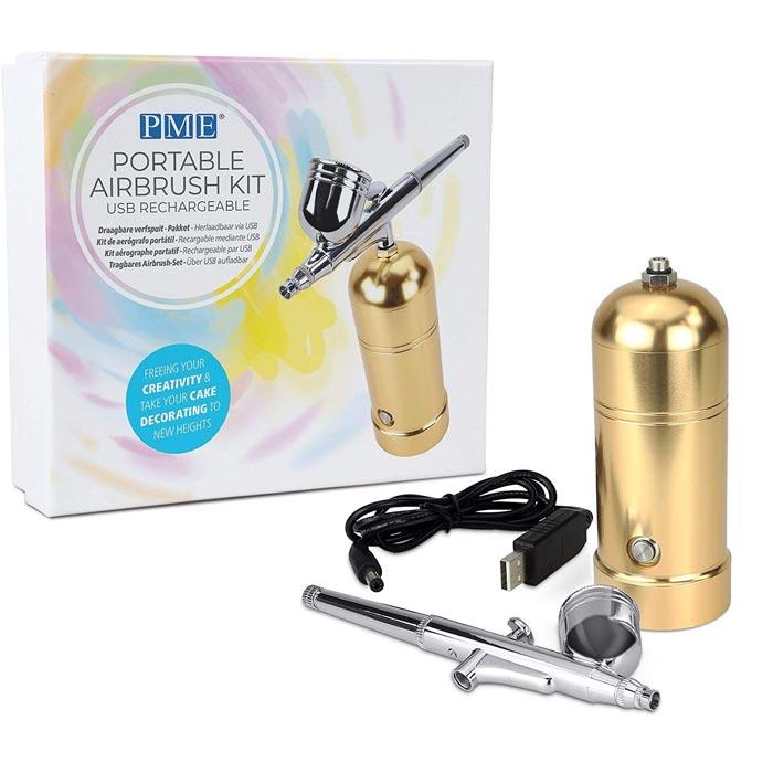 cordless airbrush kit